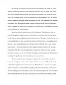 My Language Enviroment - Personal Essay