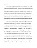 The Beatles Essay