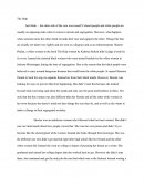 The Help - Book Write Up