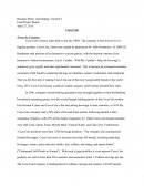 Business Policy and Strategy - Final Project Report Coca-Cola