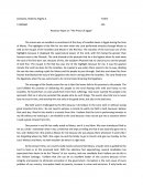 "Reaction Paper on ""the Prince of Egypt"""