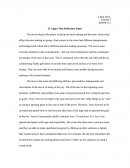 12 Angry Men Reflection Paper