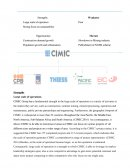 Cimic Group Case Study