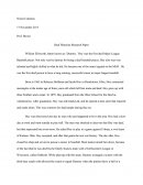 Deaf Historian Research Paper