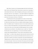 Sociology Basic Term Essay