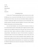 Amst 201 the Redemption Writers Research Paper